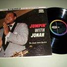 Jonah Jones - Jumpin' With Jonah - CAPITOL 1039 -  Jazz Record LP