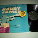 Harry James - One Night Stand - COLUMBIA 522 -  Jazz Record LP