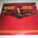 Arthur Fiedler Boston Pops Favorite Dances And Marches  RCA 2744 Sealed Record LP