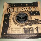 Gene Krupa - Grandfather's Clock / I Know That You Know - BRUNSWICK 8124 - 78 rpm