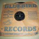 Bob Chester - Rhumboogie / Rhythm On The River - BLUEBIRD 10800 - 78 rpm