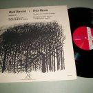 David Diamond / Peter Mennin w/ Leonard Berstein & Jean Martinon - Symphony Record LP