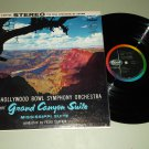 Grofe Grand Canyon Suite - Hollywood Bowl  Felix Slatkin Classical Record LP
