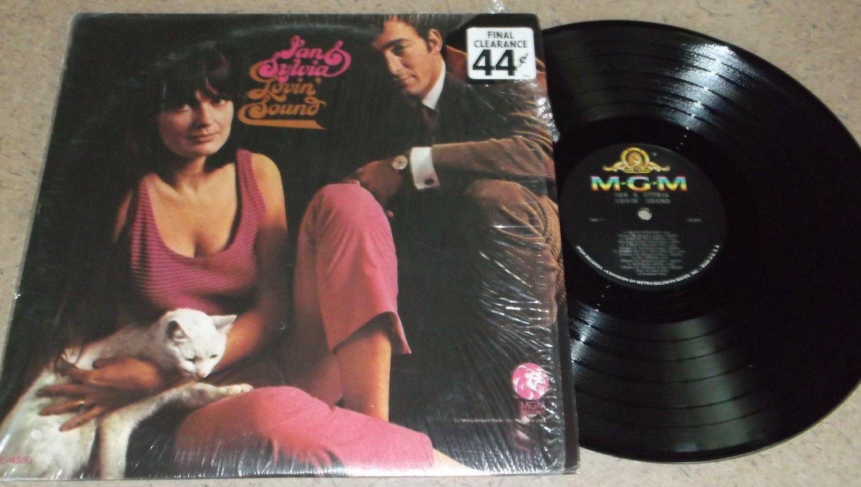 Ian & Sylvia - Lovin' Sound - MGM 4388 - Folk LP