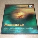 Solti - Das Rheingold - DECCA SXL 210/2/3 - Rare Classical Record LP