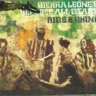 Sierra Leone's  Refugee All Stars  Rise & Shine   CD