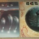 2 Kansas LPs - Song For America / Point Of No Return - Holland Issues