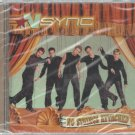 Nsync - No Strings Attached -  Brand New Factory Sealed CD