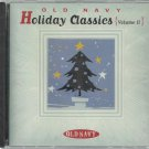Old Navy Holiday Classics Vol. 2 - Various Artist -  Brand New Factory Sealed CD