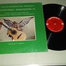Antonio Bribiesca - La Guitarra De Mexico - CAYTRONICS 1116 - Record LP