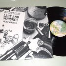 Alice Cooper - Lace And Whiskey - WB 3027 - Record LP