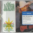 Alan Jackson - Honky Tonk Christmas -  Brand New Factory Sealed CD