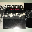 The Music Machine - Talk Talk - ORIGINAL LPM 5015 - Record LP