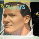Pat Boone - Pat's Great Hits - DOT 25071 - Record  LP