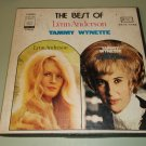 The Best Of Lynn Anderson & Tammy Wynette - Japanese Issues  10 Records