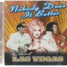 Nobody Does It Better Stars Of Las Vegas - Elvis - Various Artist - CD
