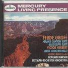 Ferde Grofe / Howard Hanson - Grand Canyon Suite - Mercury Living Presence  - Classical  CD