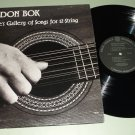 Gordon Bok - A Rogue's Gallery Of Songs For 12 String - FSI 94 - Folk LP