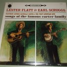 Lester Flatt & Earl Scruggs - Songs Of The Carter Family - COLUMBIA 12363 - Bluegrass SEALED LP