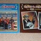 Lester Flatt & Earl Scruggs - The Mercury Sessions Vols. 1 & 2 - ROUNDER RECORDS - Bluegrass