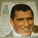 The Carl Smith Touch - COLUMBIA 8332 - Country LP SEALED