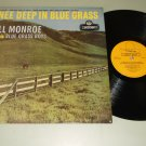 Bill Monroe - Knee Deep In Blue Grass - STETSON 3002 - Record