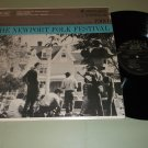 The 1960 Newport Folk Festival Vol. 2 - Vanguard 2088 - Flatt & Scruggs Various Artist LP