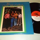 The Cache Valley Drifters - FLYING FISH 081 - Signed Bluegrass LP