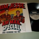 Jim & Jesse McReynolds - Air Mail Special 1952-1955 - REBEL 851 - Folk Bluegrass LP