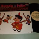 The Chipmunks Sing The Beatles - LIBERTY NUTM 31 England Issue - LP