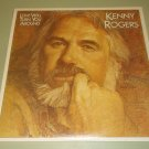 Kenny Rogers - Love Will Turn You Around - LIBERTY 0551124 - Factory Sealed LP