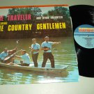 The Country Gentlemen - The Traveler - REBEL 1481 - Bluegrass LP
