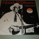 Hank Williams - I'm So Lonesome I Could Cry - PolyGram 825557 - New Sealed 2 LP's