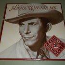 Hank Williams - Rare Takes Radio Cuts - PolyGram 823695 - New Sealed LP
