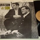 Doc Watson & Son - VANGUARD 79170 - Folk Blues LP