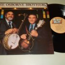 The Osborne Brothers - Some Things I Want To Sing About - SUGAR HILL 3740 - Bluegrass LP