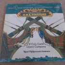D'Oyly Opera - H.M.S. Pinafore - LONDON 2 LP's - Factory Sealed LP