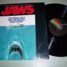 Jaws  John Williams  Soundtrack Record  LP