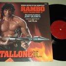 Rambo  First Blood Part 2  Original Soundtrack Record   VARESE 81246