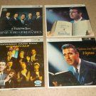 Lot of 4 Ernie Ford Spiritual Gospel Records - 45rpm EP