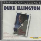 Duke Ellington - American Legends - Jazz Piano New Sealed CD