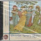 Victorian Nursery Rhymes - The Broadside Band - Children CD  New Sealed