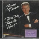 James Darren - This One's From The Heart -  CD
