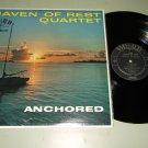 Haven Of Rest Quartet - Anchored - WORD 3106 Christian Gospel LP