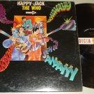 The Who Happy Jack DECCA DL 4892 Original Mono 1966 Issue LP