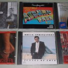 Lot Of 6 Bruce Springsteen CD's EX Cond. Asbury Park The Rising Darkness More