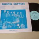 Gospel Express Gospel Cannon Ball Clint and Betty Edwards Private Label