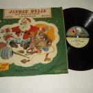 The Caroleers Jingle Bells PETER PAN 2231 Childrens Christmas 78rpm Record