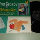 Bing Crosby  A Christmas Story and An Axe An Apple and A Buckskin Jacket Record