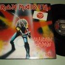 Iron Maiden   Maiden Japan  HARVEST 15000  LP